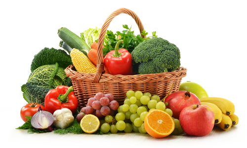fresh fruit & veg