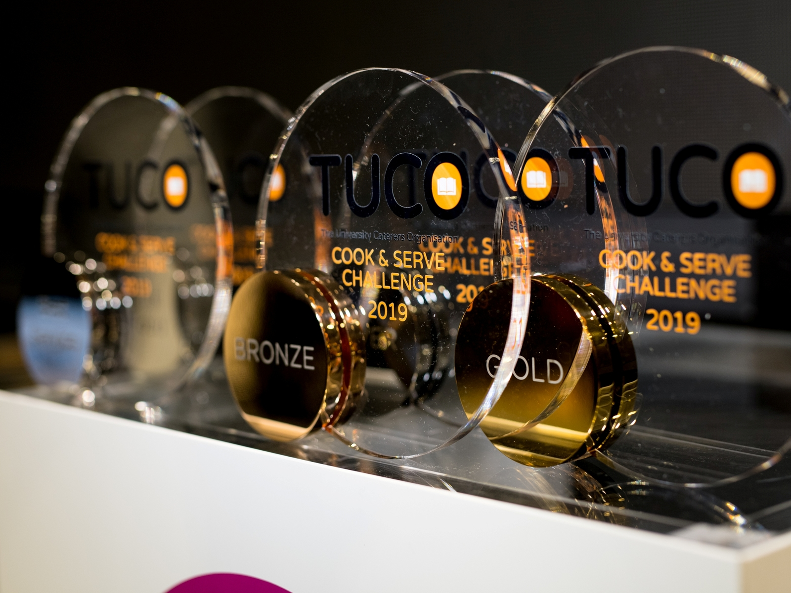 TUCO Competitions Trophies