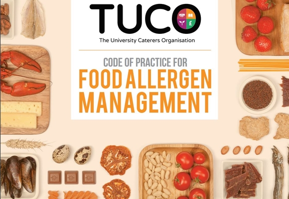 Code of Practice for Food Allergen Management