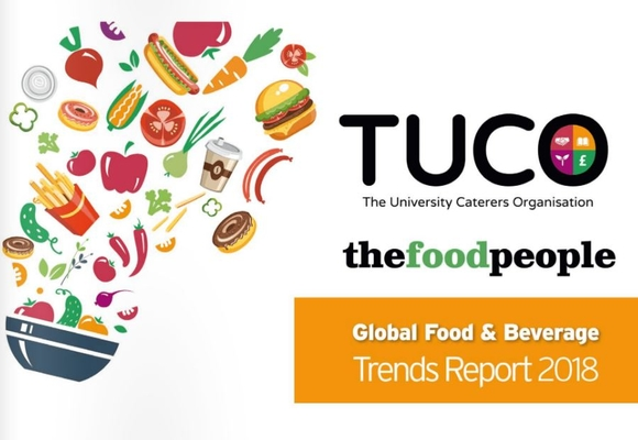Global Food & Beverage Trends Report 2018