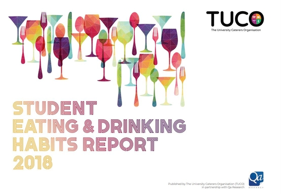 Student Eating and Drinking Habits Report - 2018