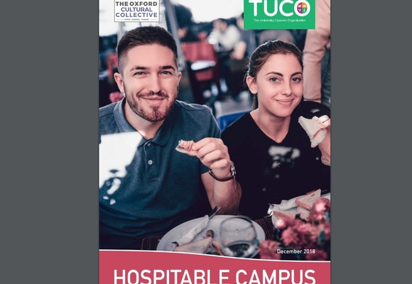 Hospitable Campus: foodservice management and student wellbeing